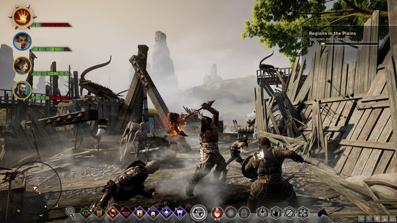 Dragon Age: Inquisition Benchmarked: Graphics And CPU Performance