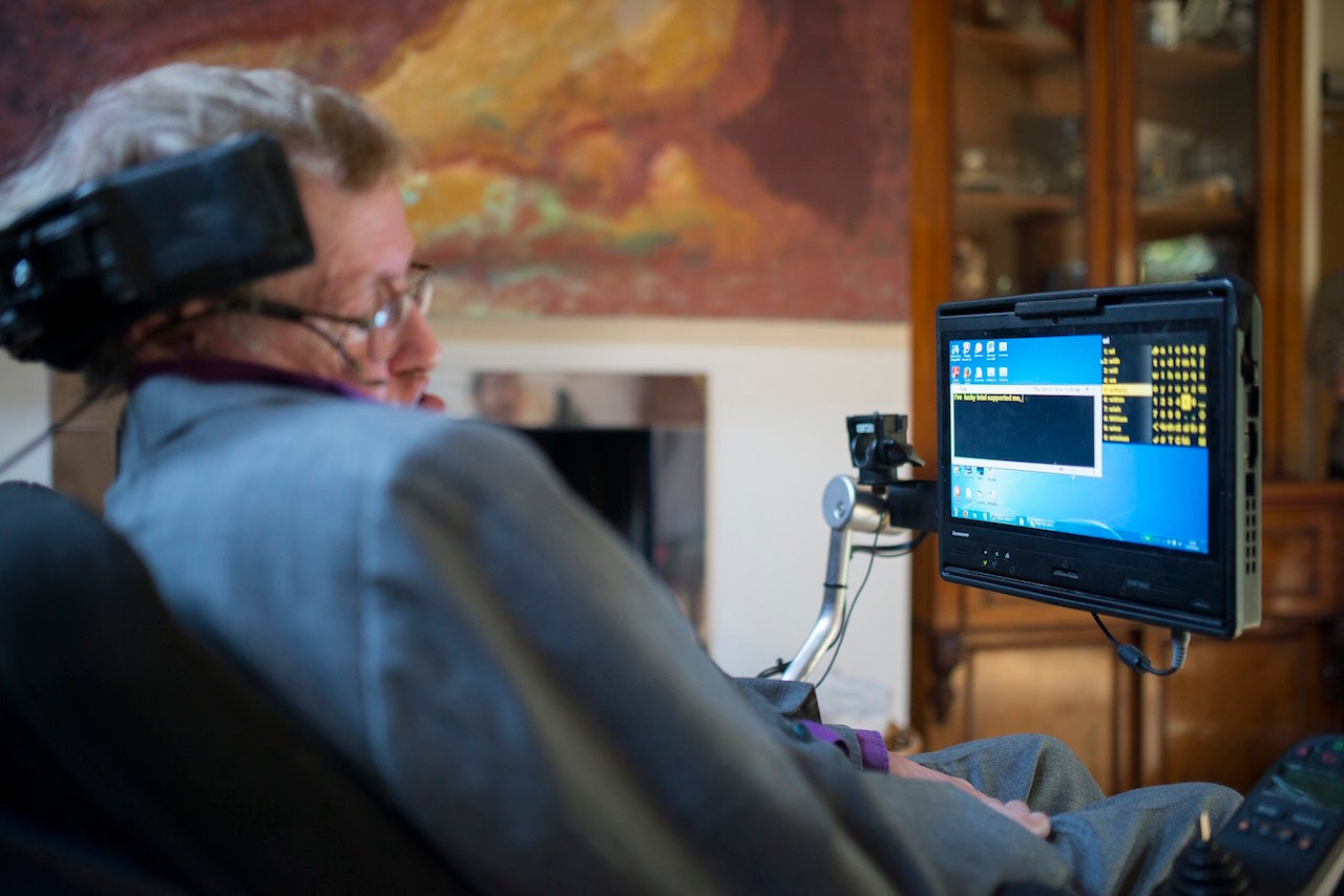 Stephen Hawking's ACAT: Changing the Life of One of Our Greatest Minds