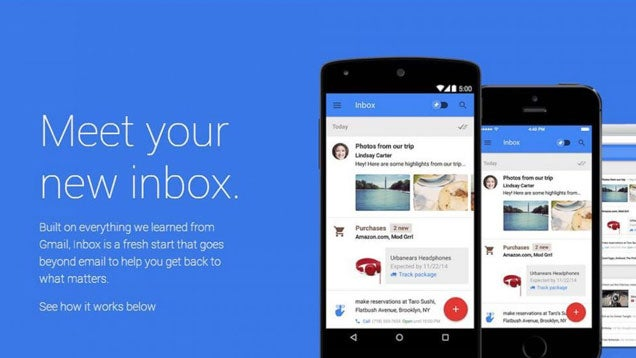 Email Google for an Invite to Google Inbox Today, a Limited Time Offer