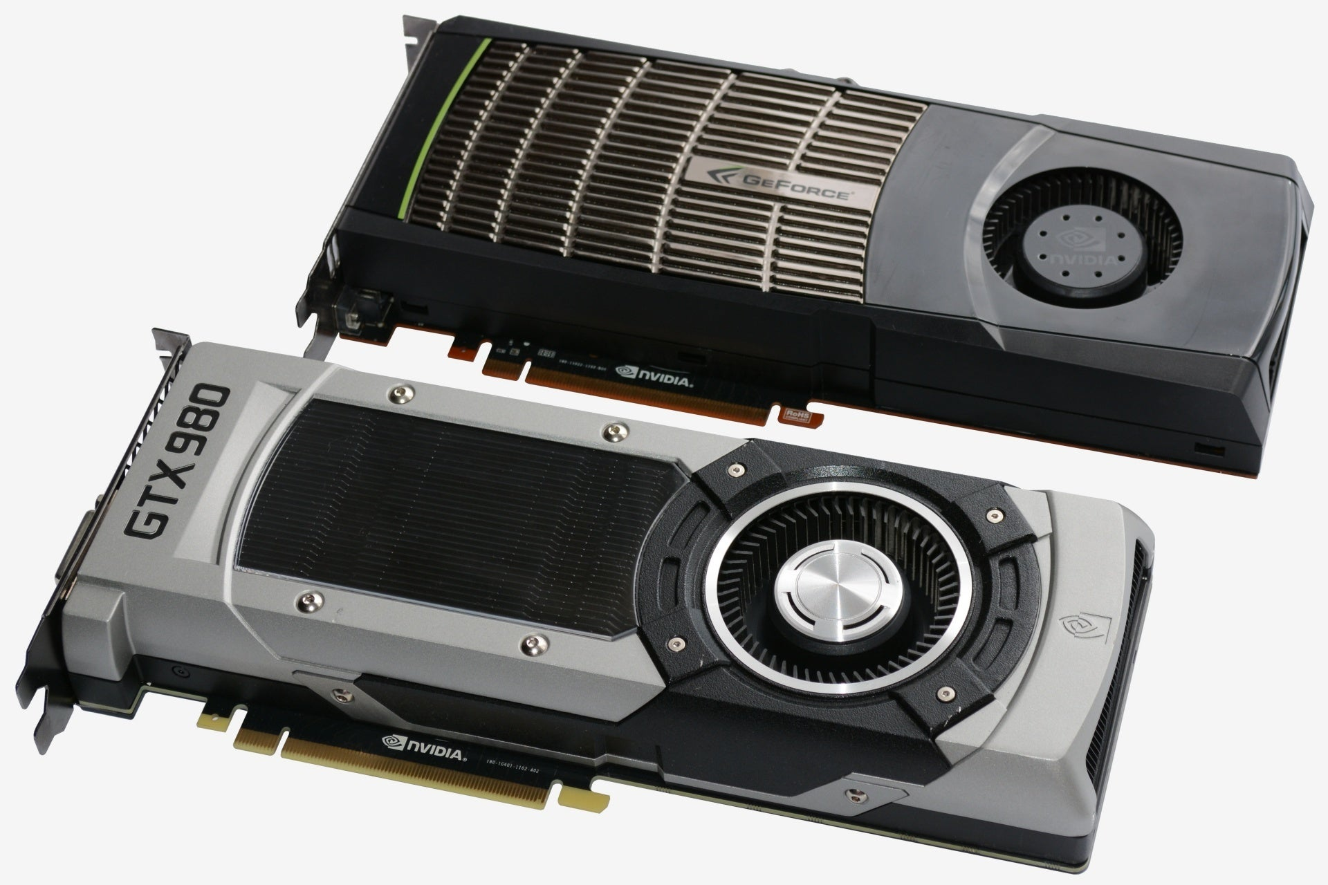 Then And Now: Five Generations Of GeForce Graphics Compared