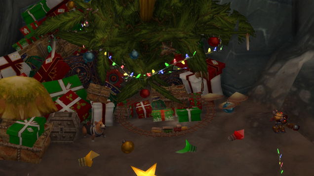the ten best things in world of warcraft during christmas - World Of Warcraft Christmas
