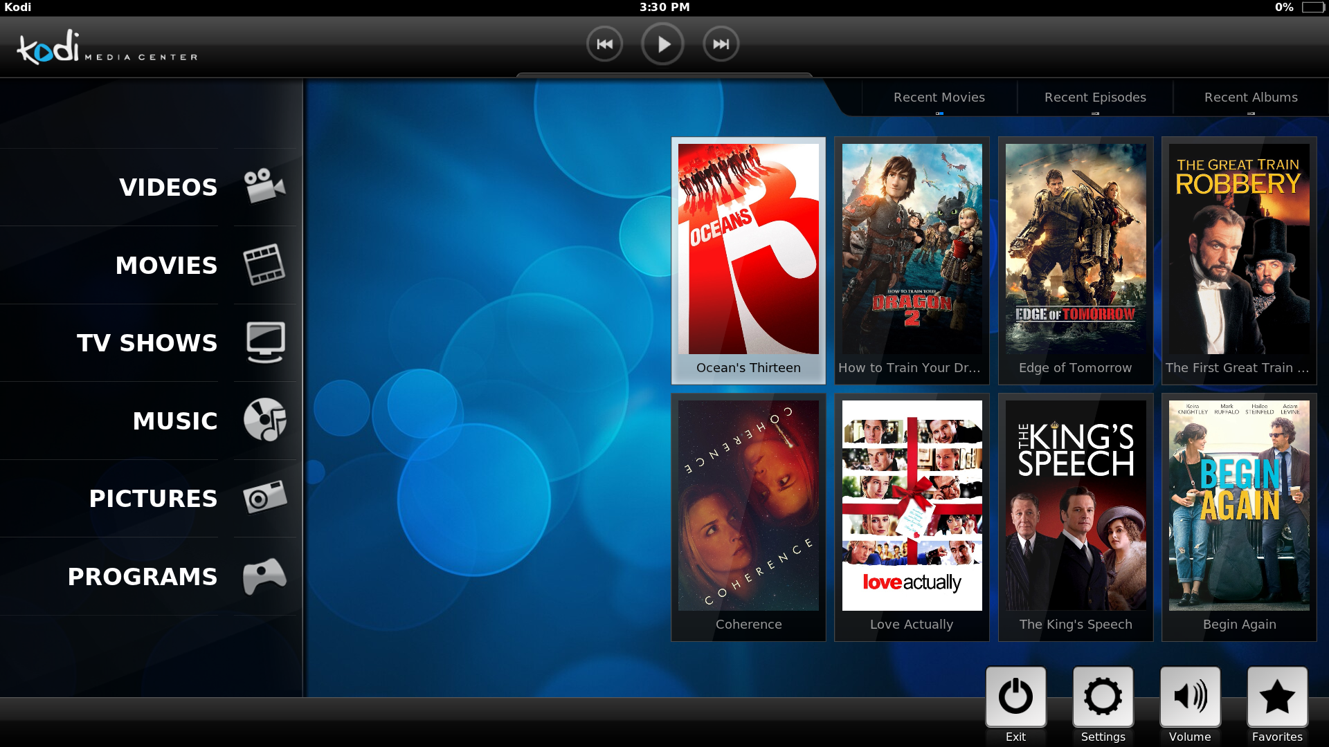 XBMC (Now Kodi) Gets Speed Improvements And Bug Fixes