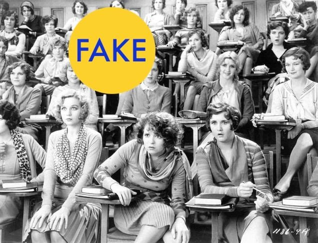86 Viral Images From 2014 That Were Totally Fake
