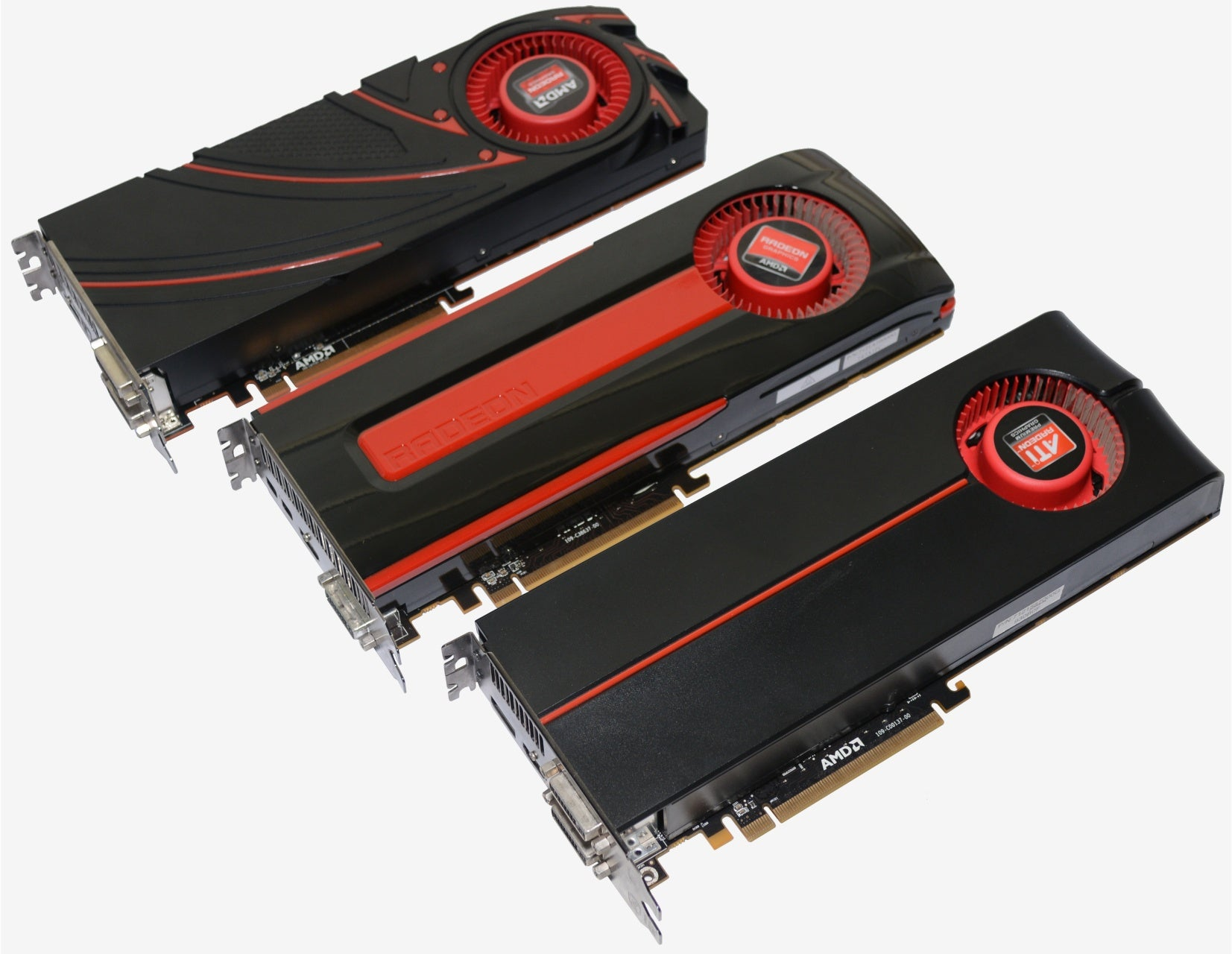 Then And Now: Five Generations Of Radeon Graphics Compared