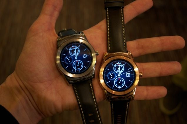 LG Watch Urbane: 4G On Your Wrist Never Looked So Good ...