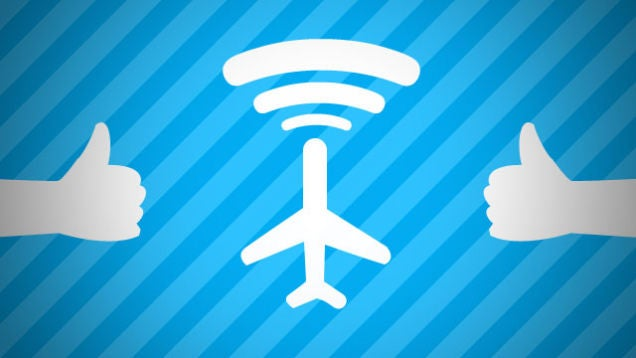 Google Now Tells You If Your Flight Will Have WI-Fi