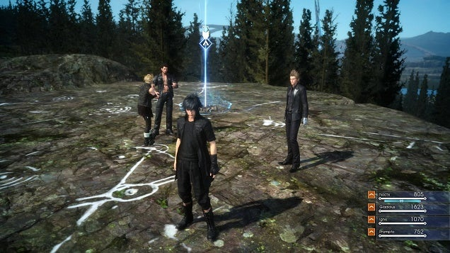 What I Like (And Don't Like) In Final Fantasy XV So Far