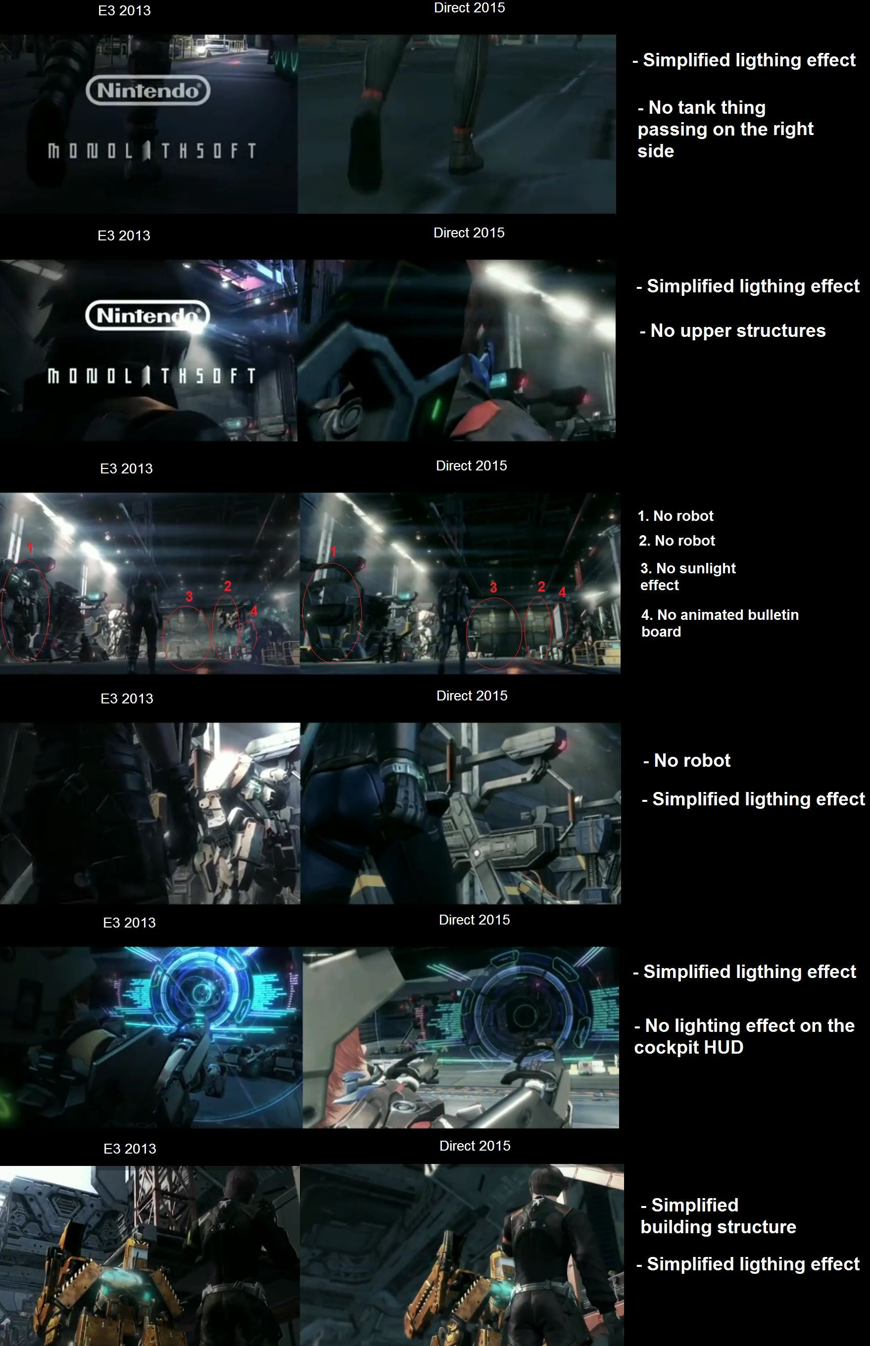 A Disappointing Xenoblade Chronicles X Comparison