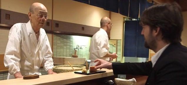 The World's Best Chef Interviews Sushi Legend Jiro Ono