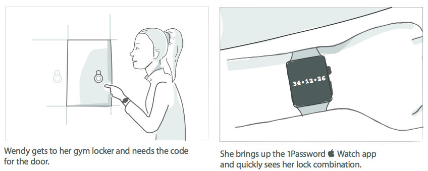 Steal This Idea: A Smartwatch App That Automatically Provides Passwords