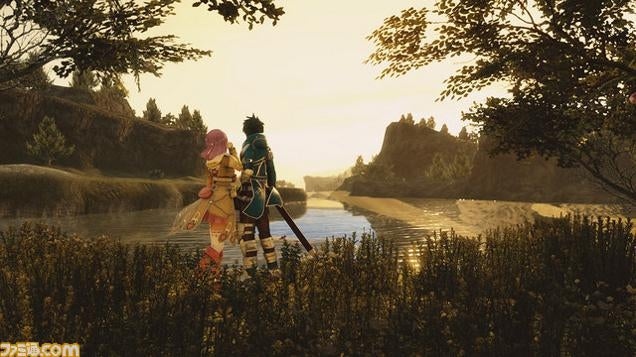 First Look at Star Ocean 5