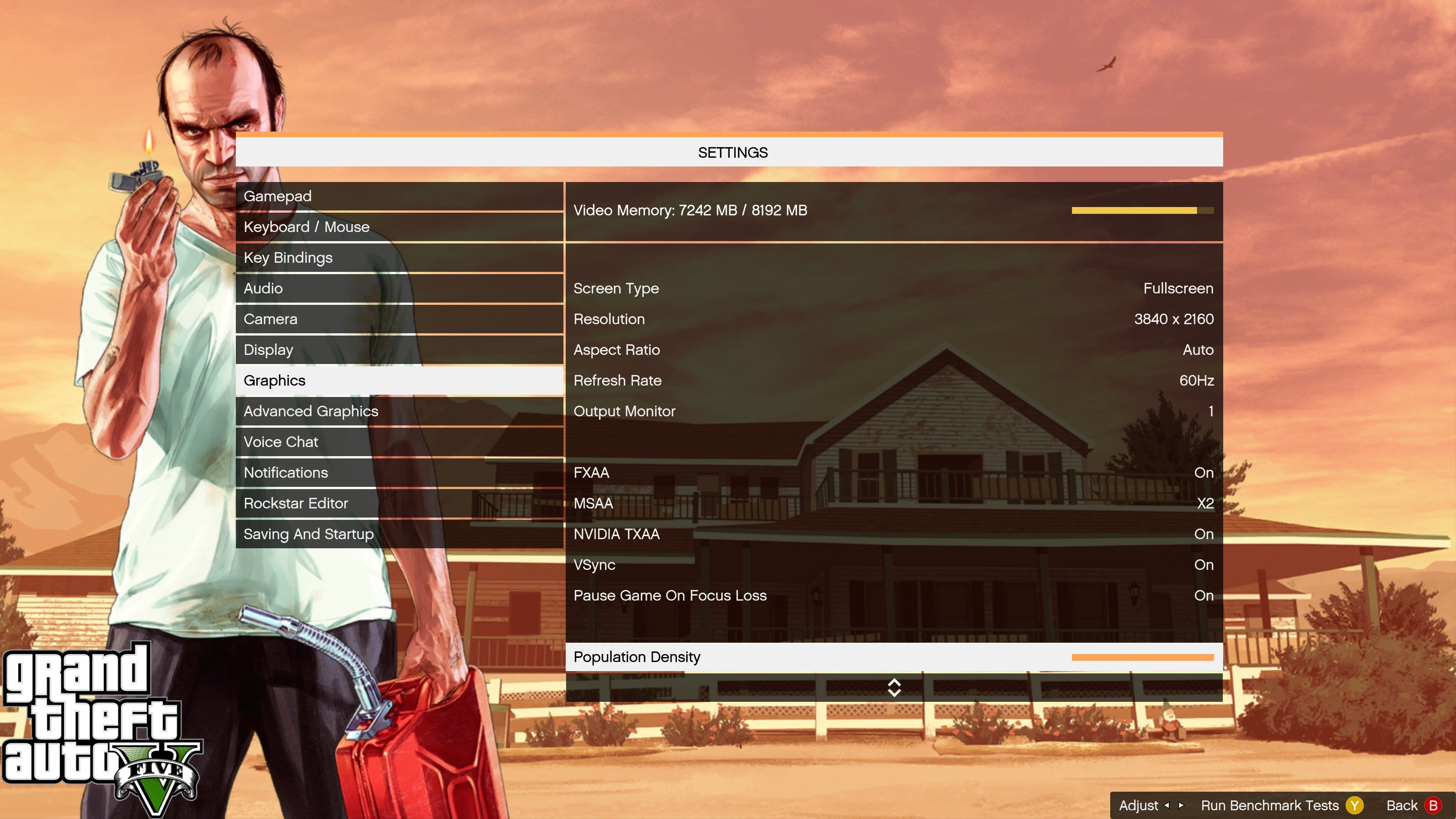 GTA V PC Runs Pretty Well In Ultra HD, If You've Got The Hardware