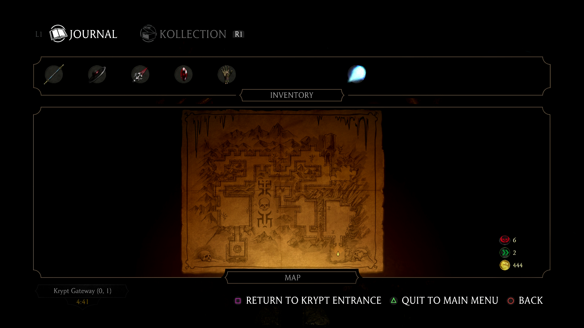 Mortal Kombat X's Krypt Makes Unlocking Random Crap A Blast