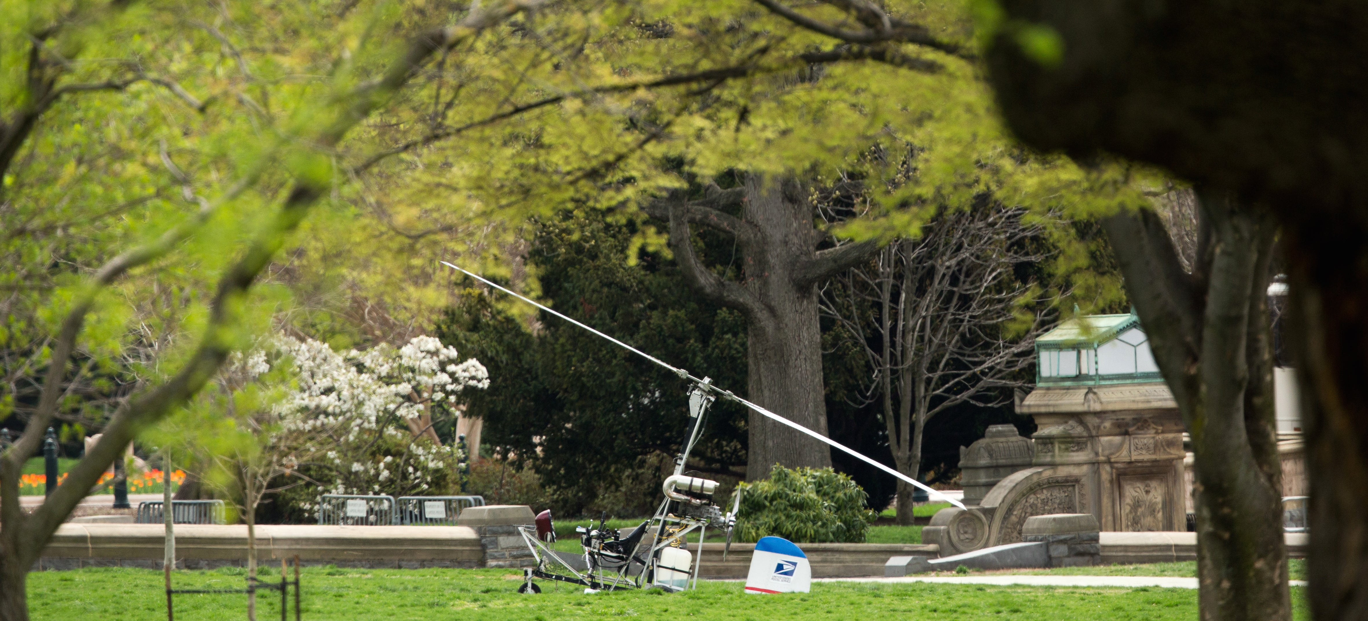 That Time the Postal Service Actually Used Gyrocopters To Deliver Mail