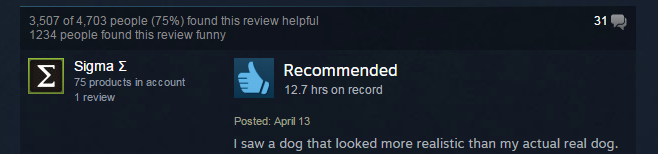 Grand Theft Auto V, As Told By Steam Reviews
