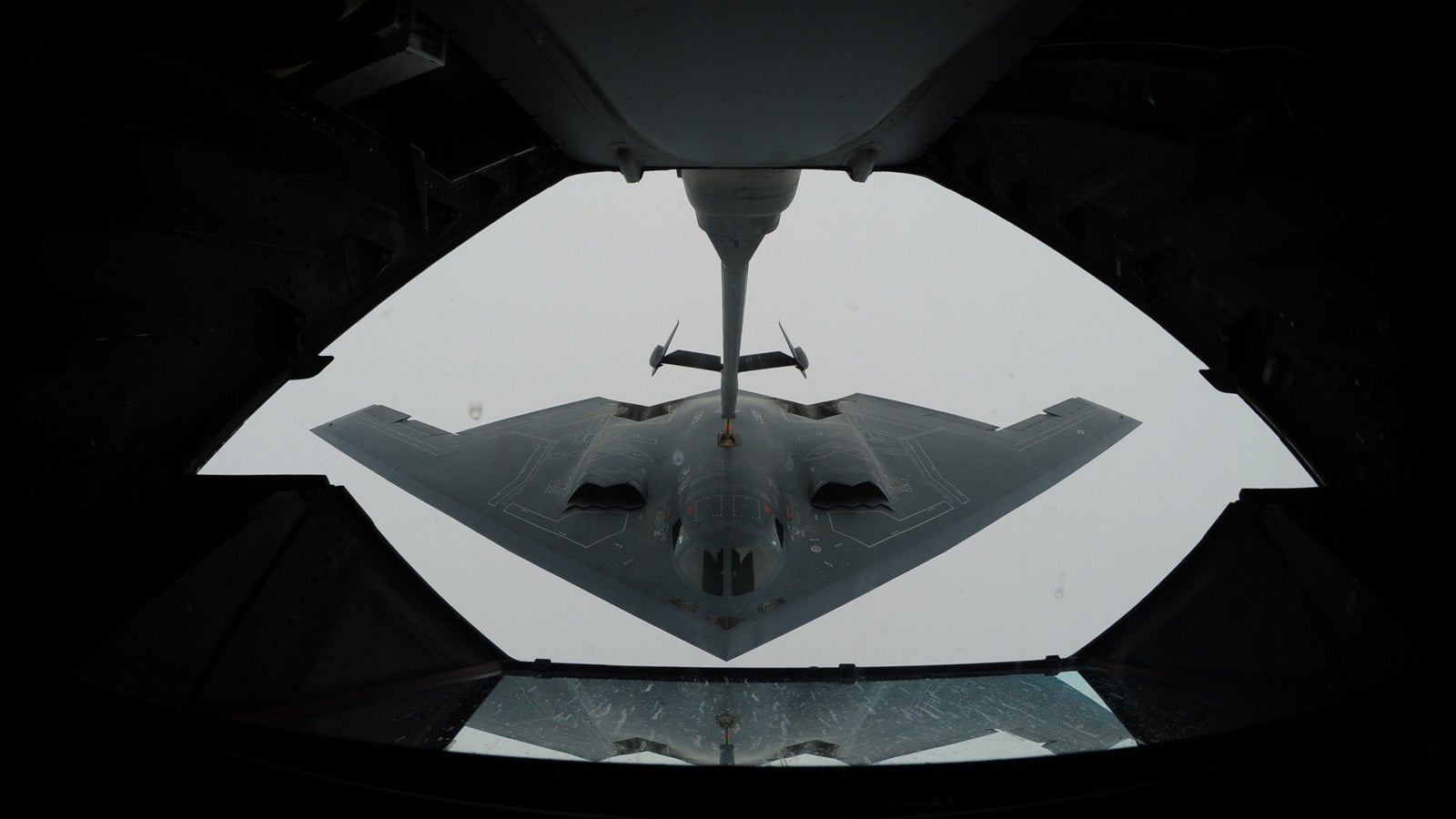 The B-2 Still Looks Like It's From The Future