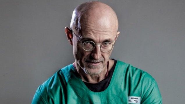 Sergio Canavero Head Transplant >> Meet The Head Transplant Doctor At The Centre Of A Metal Gear Conspiracy | Kotaku Australia