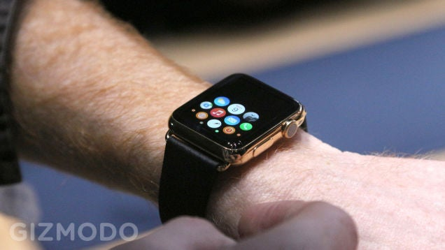 Here's The Official Apple Watch User Guide