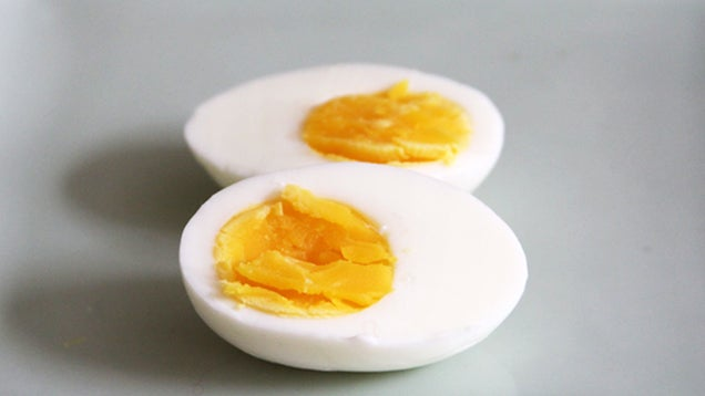 Never Microwave A Hard Boiled Egg