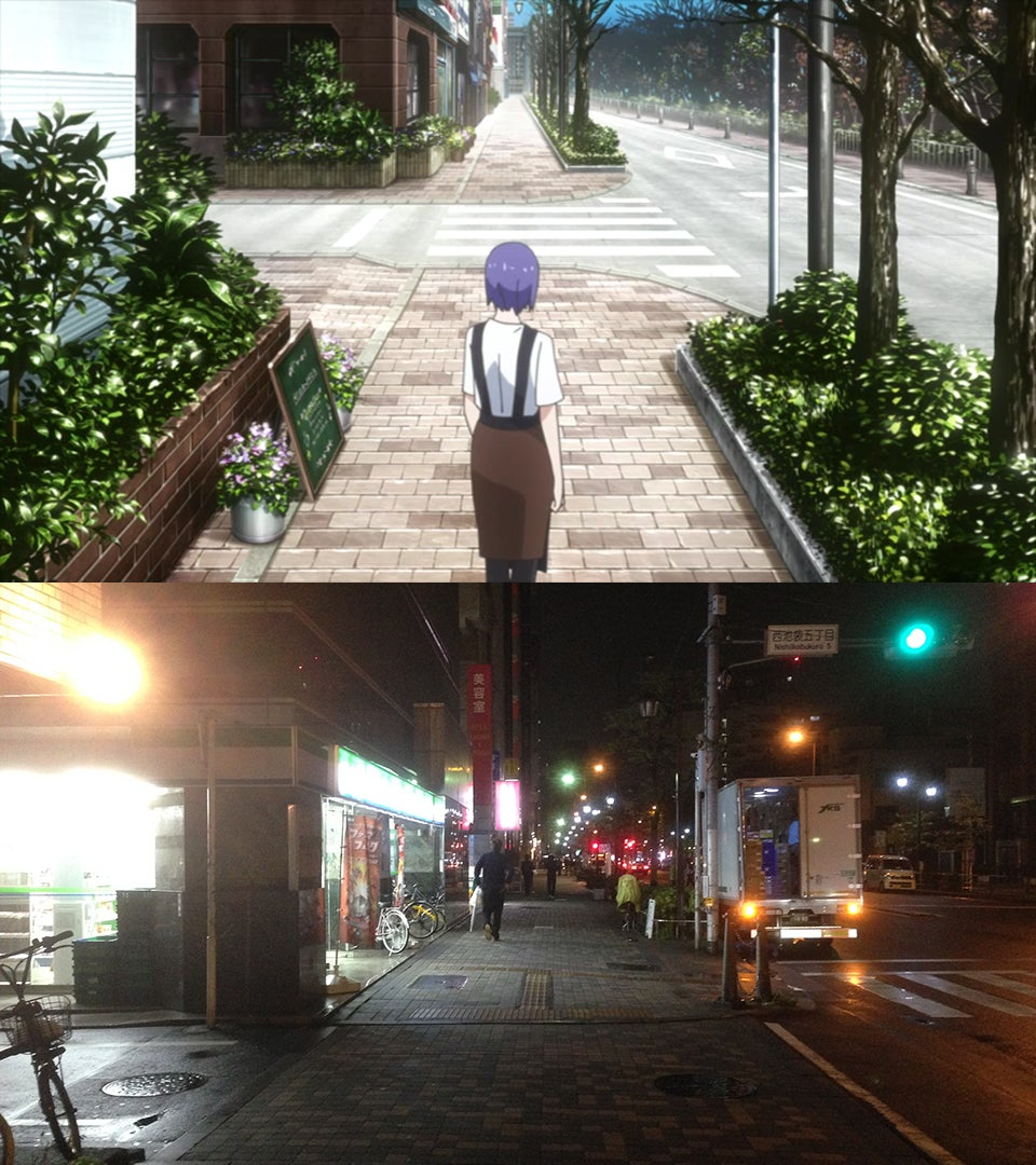 Tokyo Ghoul's :re Cafe is a Real Place and You Can Visit It