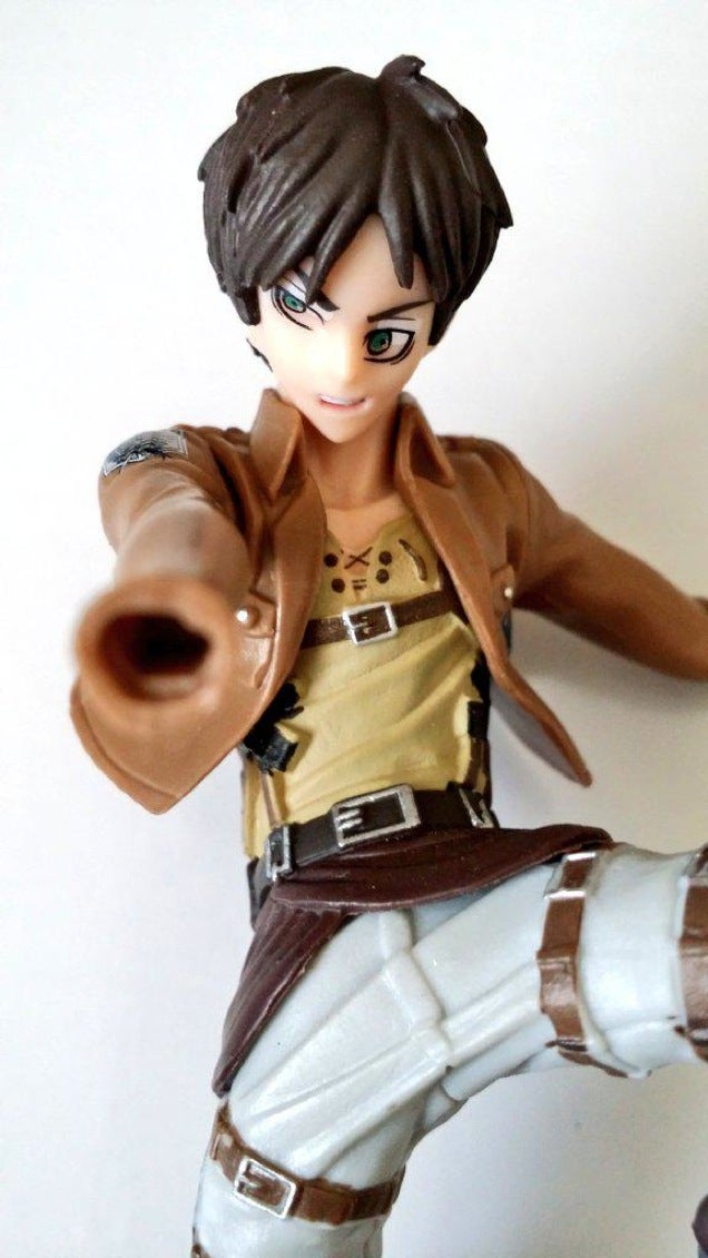 That's One Fugly Attack on Titan Figure