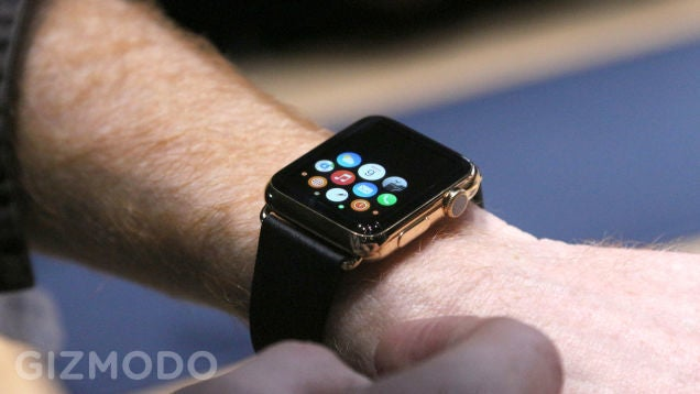 Why I Bought the Apple Watch Even Though It Makes No Damn Sense