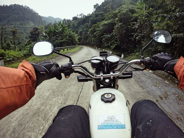 Riding Motorcycles And Ostriches In Vietnam's Mountains