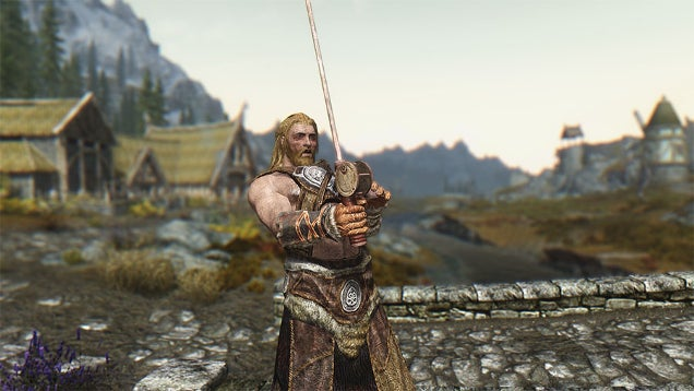Skyrim Modder Considers Quitting After Steam Controversy