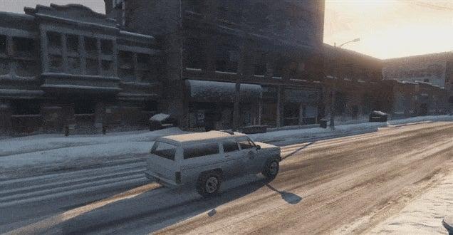 GTA V PC Mod Lets Players Explore Snowy North Yankton