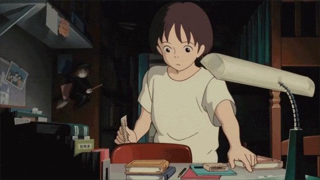 Things You Might've Missed in Studio Ghibli Anime