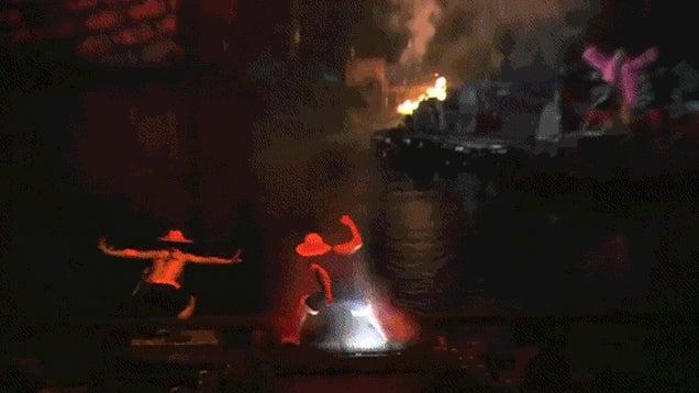 One Piece Meets Waterworld
