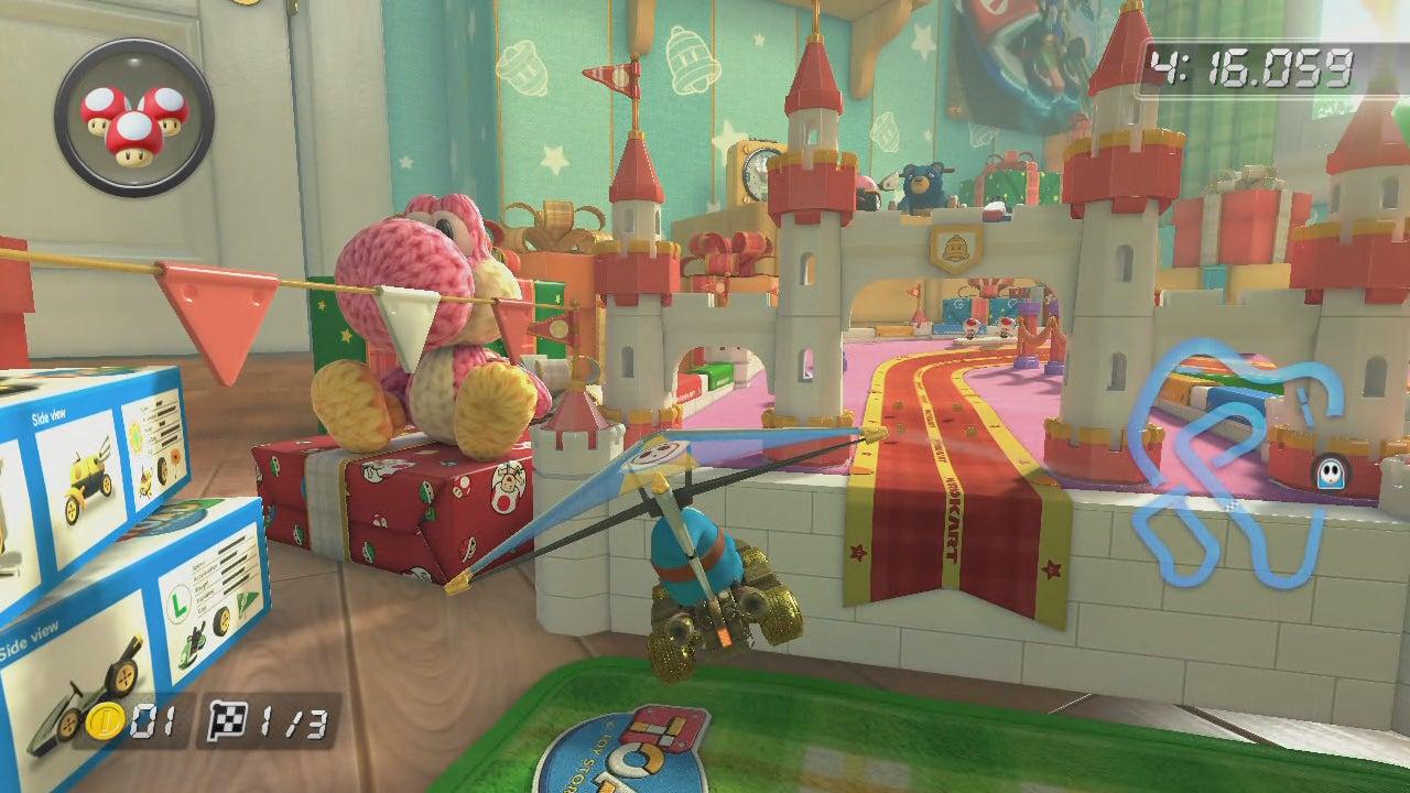 Mario Kart 8's New DLC Is Stuffed With Inside Jokes