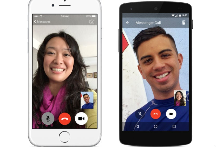 Facebook Messenger Adds Video Calls