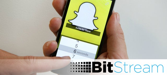 Snapchat's Delivering The News, And Everything Else You Missed Yesterday