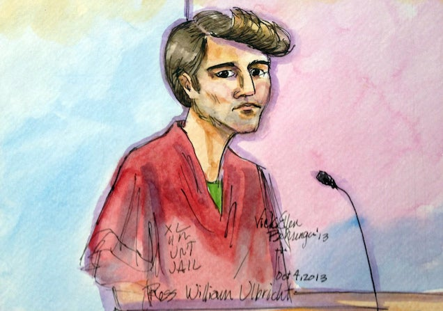 Convicted Silk Road Kingpin Ross Ulbricht Won't Be Getting a Retrial