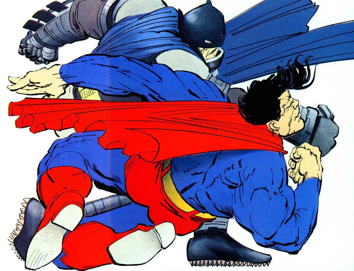Who Do You Want to Draw The Next Dark Knight Batman Story?