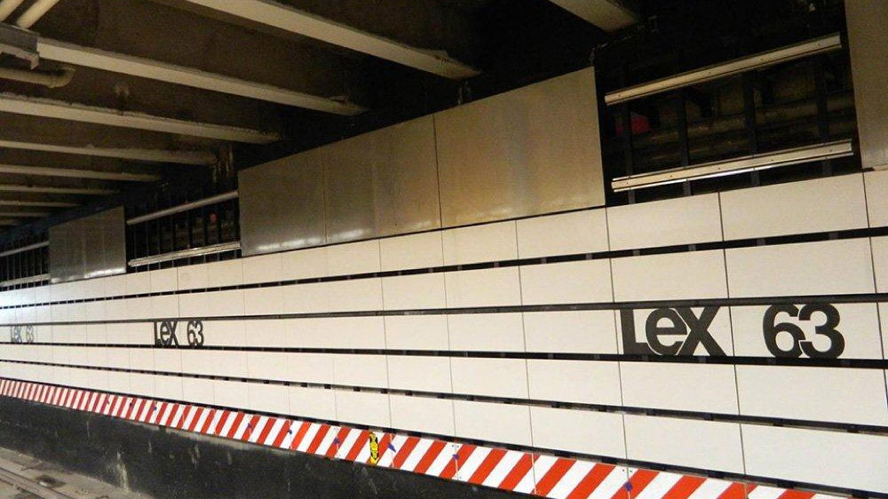 NYC's New Subway Stations Feature a Twist On Its Famous Typeface