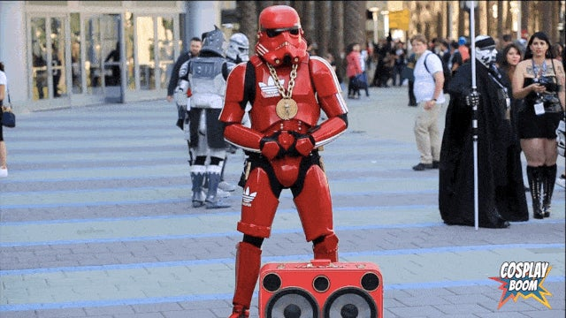 Come On, Disney, Hip-Hop Stormtrooper Needs to Be Star Wars Canon