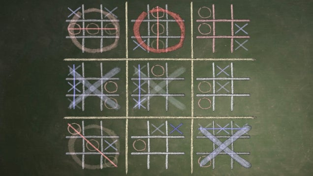 Now You Can Win Achievements While Playing... Tic-Tac-Toe