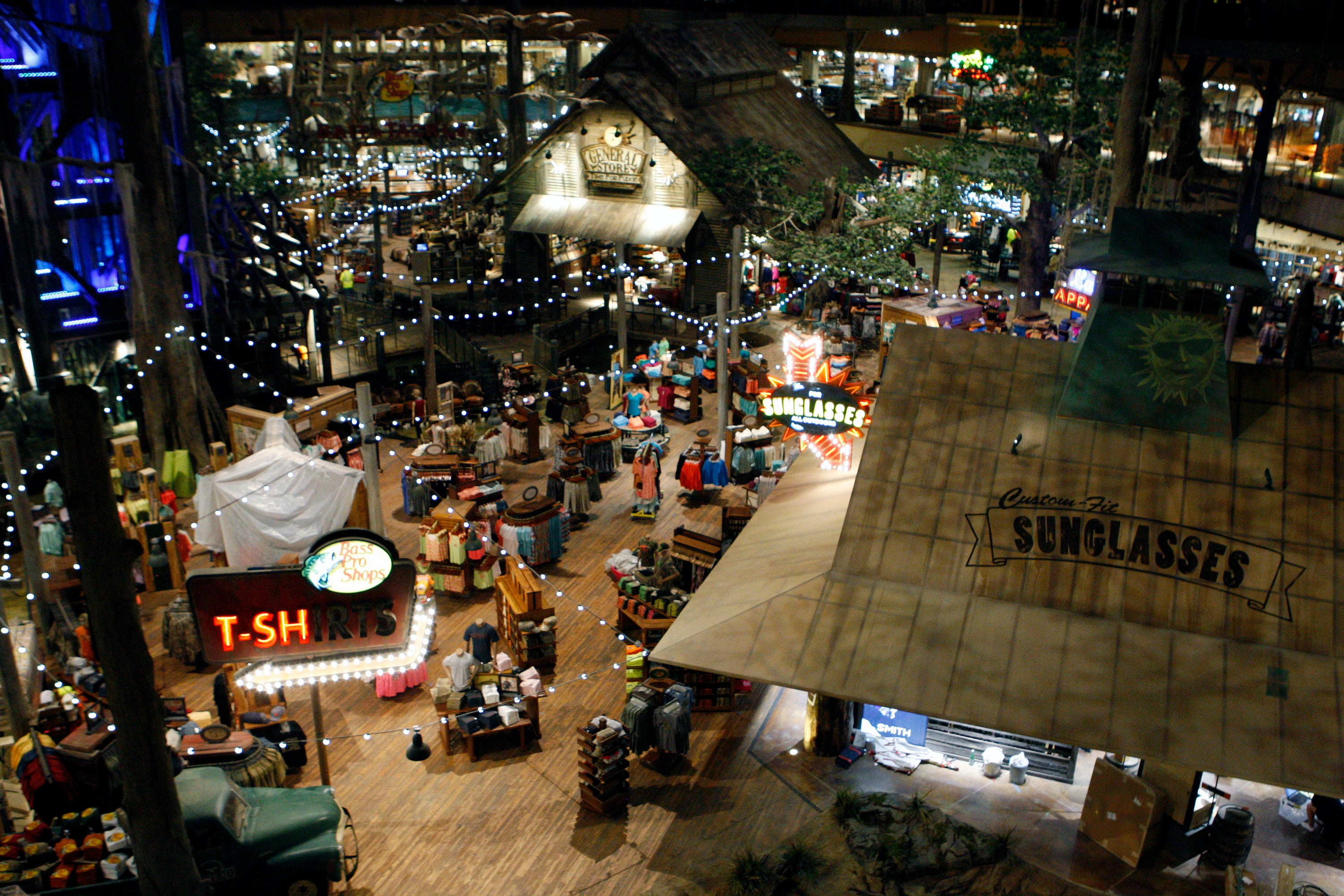 A Bass Pro Shop in a Pyramid Is Surely a Sign That The World Is Ending