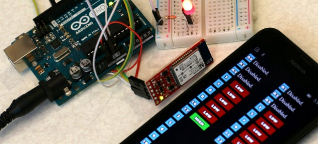 Windows 10 Will Be The Software Brains Behind DIY Arduino Projects