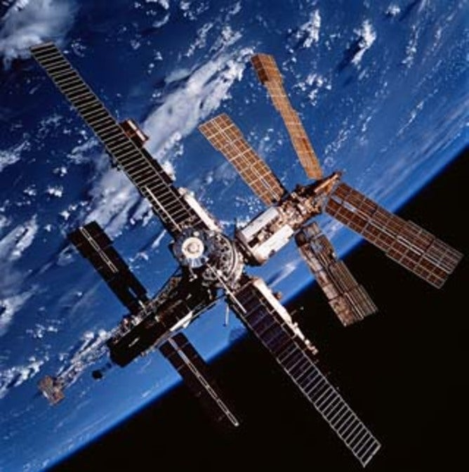 The Russian Spacecraft Falling to Earth Poses No Danger