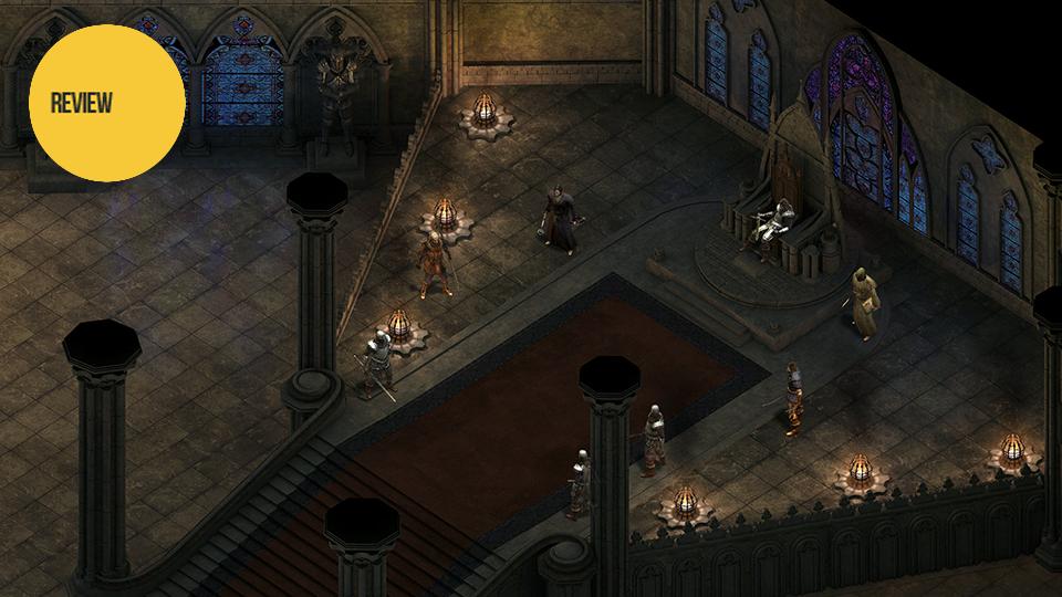 Pillars of Eternity: The Kotaku Review