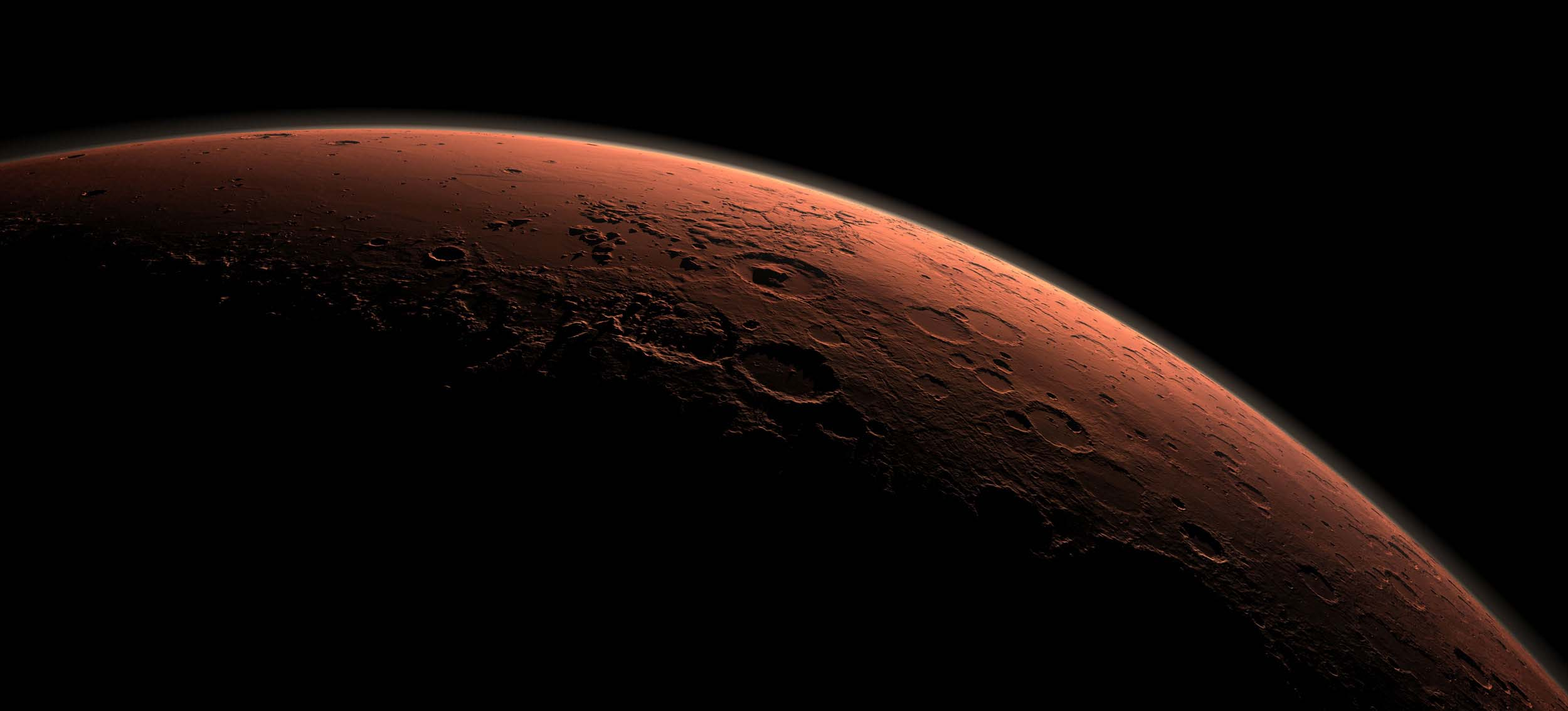 Space Radiation On The Long Trip To Mars Could Make ...