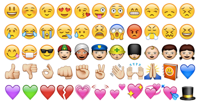 Emojis are Becoming the Dominant Language of Instagram