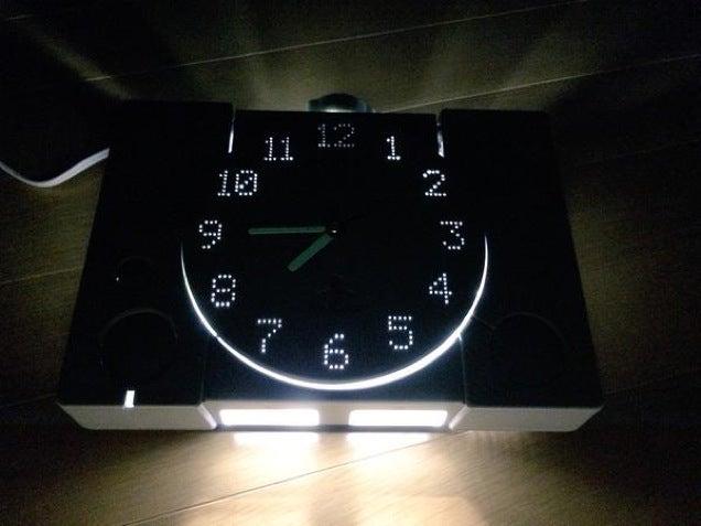 Old PlayStations Make Great Clocks