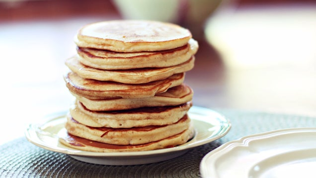DIY Pancake and Waffle Mix Ensures Breakfast at a Moment's Notice