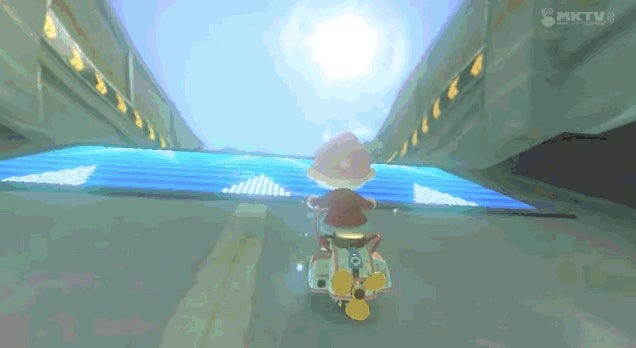 An Infuriating Way To Lose In Mario Kart 8
