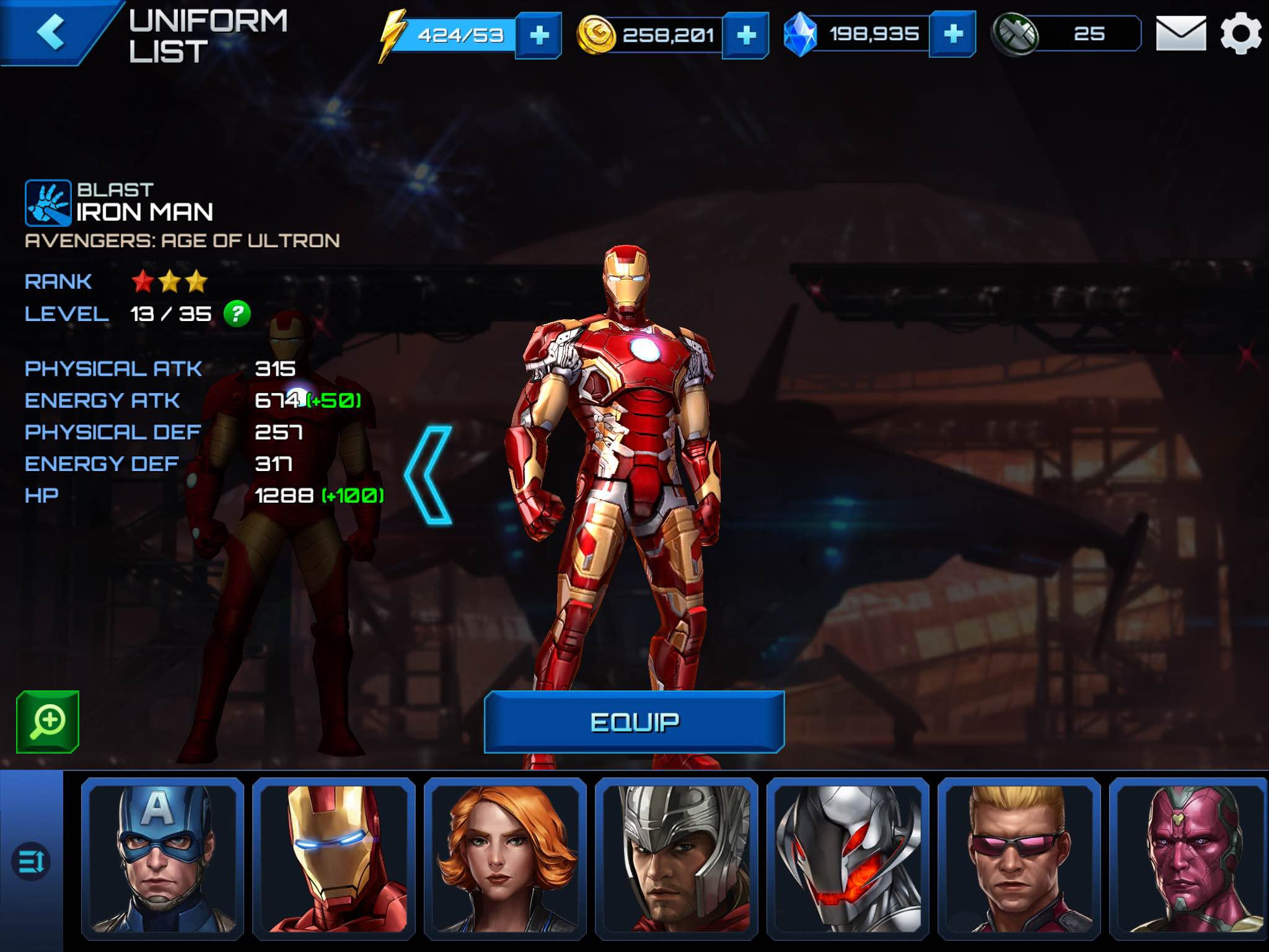 It Doesn't Take $US9,000 Of In-Game Currency To Enjoy Marvel Future Fight