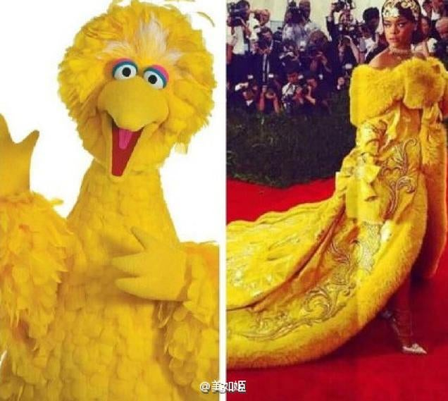 Rihanna Sure Knows How to Spawn Memes